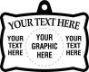 Add a graphic, add your text - make it your way