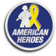 Ace Recognition Gold Buckle, Coin, Lapel, Plaque - with your text and logo - Military - American heroes - soldier - ribbon, metal, navy