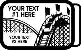 roller coaster designs