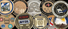 Custom Coins - Iron Die Struck