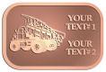 Ace Recognition Copper Crest, Lapel, Plaque - with your text and logo - dump trucks, standard dump trucks, trucks, construction vehicles, dumper, tip trucks, tipper lorry, tipper trucks, tippers, tipper lorries, transportation