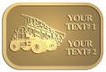 Ace Recognition Gold Crest, Lapel, Plaque - with your text and logo - dump trucks, standard dump trucks, trucks, construction vehicles, dumper, tip trucks, tipper lorry, tipper trucks, tippers, tipper lorries, transportation