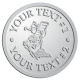 Ace Recognition Pewter Coin, Lapel, Plaque - with your text and logo - landscapers, landscaping, lawn technicians, lawn service, yard maintenance, gardening, rakes, watering cans, lawn mowers, garden shears, landscape design