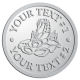 Ace Recognition Pewter Coin, Lapel, Plaque - with your text and logo - lobsters, seafood, shellfish, claws