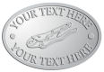 Ace Recognition Pewter Crest, Lapel, Plaque - with your text and logo - locking pliers, tools, hand tools, industrial tools, pliers