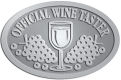 Ace Recognition Pewter Crest, Lapel, Plaque - with your text and logo - Winery, sommelier, wine glasses, grapes, alcohol, beverages, celebrations, cellars, classical, corks, drinks, food, fruit, goblets, grapes, grapevines, restaurant, romantic, tavern, vintage, vine, wine tasting, wine-testers, wine testers