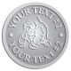 Ace Recognition Pewter Coin, Lapel, Plaque - with your text and logo - Sports, mascots, sports, animals, gorillas, teams, high school, college, university