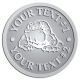 Ace Recognition Pewter Coin, Lapel, Plaque - with your text and logo - Sports, mascots, sports, animals, bull dogs, canines, teams, high school, college, university