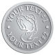 Ace Recognition Pewter Coin, Lapel, Plaque - with your text and logo - Sports, mascots, sports, sea creatures, fish, teams, high school, college, university