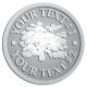Ace Recognition Pewter Coin, Lapel, Plaque - with your text and logo - forestry, logging, trees, gardening, horticulture, horticultural, landscaping, landscapers, conservation, ecology, environment