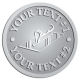 Ace Recognition Pewter Coin, Lapel, Plaque - with your text and logo - hand tools, tools, plastering planes, lathes, stucco, plaster