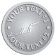 Ace Recognition Pewter Coin, Lapel, Plaque - with your text and logo - trowels, bricklayers, brick layers, plaster trowels, brick trowels, pointing trowels, plasters, masonry