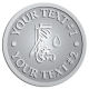Ace Recognition Pewter Coin, Lapel, Plaque - with your text and logo - pipe faucets, wrenches, plumbers, plumbing, faucets, pipes, wrench, wrenches