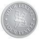 Ace Recognition Pewter Coin, Lapel, Plaque - with your text and logo - home renovations, home remodelling, carpentry, levels, saws, woodworking, tools, trades, carpenters, tape measures, hammers