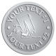 Ace Recognition Pewter Coin, Lapel, Plaque - with your text and logo - painting tools, interior designs, painting, paint rollers, paint brush, paint brushes, paint contractors, painting contractors, painting professionals