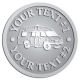 Ace Recognition Pewter Coin, Lapel, Plaque - with your text and logo - RV, RVs, Recreational Vehicles, campers, camping, motors, motor-homes, motorhomes, recreation, recreational, retire, retirement, tours, trailers, transportation, travel, travelers, trips, trucks, vacations, vans, vehicles, voyages, wheels