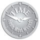 Ace Recognition Pewter Buckle, Coin, KeyTag, Lapel, Medal, Pendant, Plaque - with your text and logo - recovery, recovery celebration, recovery milestones, motivational