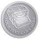 Ace Recognition Pewter Coin, Lapel, Plaque - with your text and logo - typewriters, retro, antique, business, correspondence, editorial,  journalism, underwood, olympia, smith corona, business machines