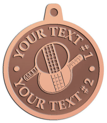Custom Pendant - customized and personalized your way - ping pong, paddles, table tennis