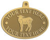 Ace Recognition Gold KeyTag, Medal, Pendant - with your text and logo - farm, farming, lambs, sheep, wool, young, animals, easter, animals, cattle, domestic, ewes, farms, fleece, fleecy,  livestock, mammal, mutton, ram, sheep, white, wool, woollen
