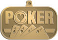 Ace Recognition Gold KeyTag, Medal, Pendant - with your text and logo - Poker - four aces - cards  aces, bet, betting, cards, casino, chance, clipping, clubs, fortune, four, gamble, gambler, gambling, game, hazard, hearts, money, old, paper, path, playing, poker, rhombus, risk, spade, vintage, win, winner