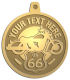 Ace Recognition Gold KeyTag, Medal, Pendant - with your text and logo - Motorcycle Designs - US 66 - route 66 - motorcycle - your text,   chopper, motorcycles, motor bikes, racing, motor, motorsports, motor-sports, transportation, metal