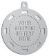Ace Recognition Pewter KeyTag, Medal, Pendant - with your text and logo - Poker - your own text or graphic, cards, casino, cassino, city, entertainment, gambler, gambling, game, holdem, las, logo, luck, lucky, poker, roulette, texas, vegas