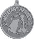 Ace Recognition Pewter KeyTag, Medal, Pendant - with your text and logo - Military - Iraq - Fallen Solider Memorial - US Flag and ribbon - Military Heroes