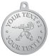 Ace Recognition Pewter KeyTag, Medal, Pendant - with your text and logo - paint balls, paint guns, paint, paintball, paintballer, paintballing, fun, game, gun, hit, hobby, recreation, sports