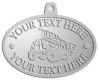Ace Recognition Pewter KeyTag, Medal, Pendant - with your text and logo - dump trucks, standard dump trucks, trucks, construction vehicles, dumper, tip trucks, tipper lorry, tipper trucks, tippers, tipper lorries, transportation