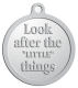 Ace Recognition Pewter KeyTag, Medal, Pendant - with your text and logo - inspirational, motivational