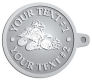 Ace Recognition Pewter KeyTag - with your text and logo - all terrain vehicles, atv, atvs, off road, off-road, 4-wheeler, atv, bike,drive, fast, four, machine, motocross, off-road, power, powerful, quad, race, red, ride, road, sky, sport, tires, tool, traction, trail, transport, transportation, wheel