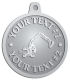 Ace Recognition Pewter KeyTag, Medal, Pendant - with your text and logo - .diggers, excavators, excavation, excavation equipment, excavation machines, excavation machinery, digger tractors, crawler excavators