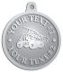 Ace Recognition Pewter KeyTag, Medal, Pendant - with your text and logo - dump trucks, standard dump trucks, trucks, construction vehicles, dumper, tip trucks, tipper lorry, tipper trucks, tippers, tipper lorries, transportation