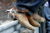 Custom designed belt buckles, coins, crest, lapel pins, plaques, medals, pendants -   Southwestern  Skin-Rope
